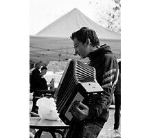 Accordions Photographic Print