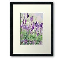 Parfum de la Provence Framed Print