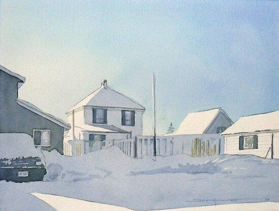 Short Days of Winter by Douglas Hunt