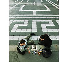 Chess  Photographic Print
