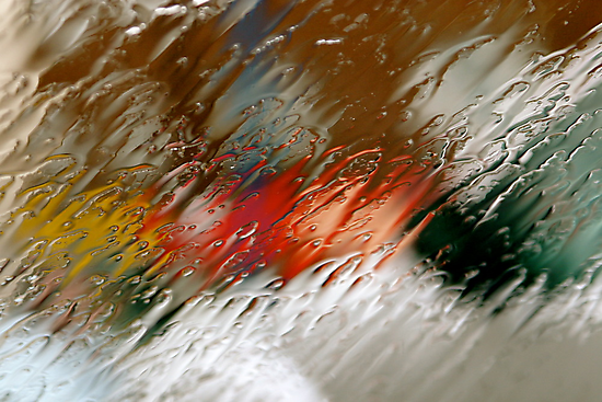 Rainy Day #35 by Richard Pitman