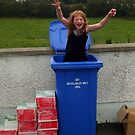 The Recycle Bin Monster! by oulgundog