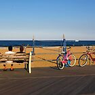 Lazy Beach Days by Elena Vazquez
