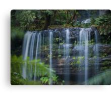 russell falls, tasmania Canvas Print