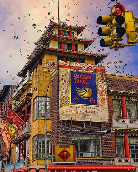 HAPPY CHINESE NEW YEAR by Chris Lord