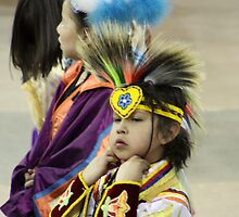Blackfoot Children by Alyce Taylor