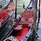 Venezia Gondola by enzo