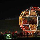 ARTPARK Globe of Integration, Integrationsweltkugel by kielnhofer
