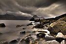 Elgol Rocks by Roddy Atkinson