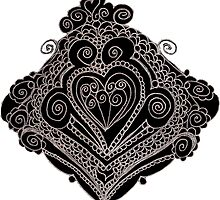 Wrought Heart by KazM