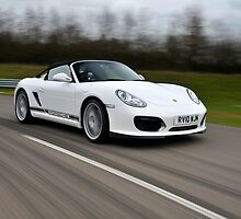 The new Porsche Boxster Spyder .... by M-Pics