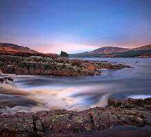 Loch Doon, East Ayrshire by David Mould