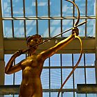 Saint-Gaudens Diana  by Dave Bledsoe