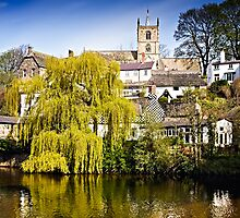 Knaresborough by David Lewins