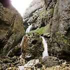 Gordale Scar by Laura Yates