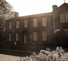 Haworth Parsonage by L K Southward