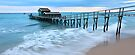 Portsea Pier, Mornington Peninsula, Australia by Michael Boniwell