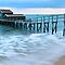 Portsea Pier, Mornington Peninsula, Australia by Michael Boniwell
