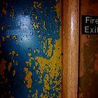 Fire exit by GLASSdarkly