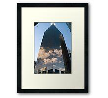 Royal Bank Plaza building , Toronto , Canada Framed Print