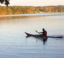 Early morning kayaking by Bigart32