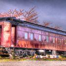 Venosta Railcar by Tracy Riddell