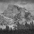 Yosemite Storm Arrives by Jaime Martorano