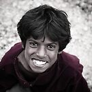 Picture of a Happy mind... by Saikat Babin Biswas
