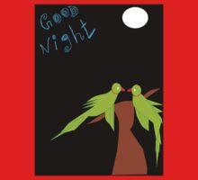 good night parrot by sunflower dream