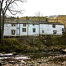 The George Inn - Hubberholme by Trevor Kersley