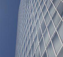 Sky Building by Joe  Burns