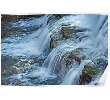 Chalk Creek Falls Poster