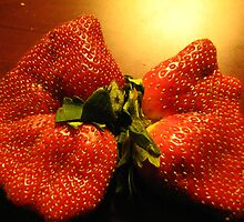 Strawberry by maxy