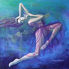Angel wings - Paintings by Dorina Costras by dorina costras