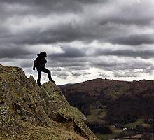 High On A Hill by Lynne Morris