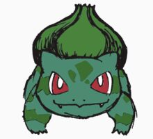 Bulbasaur! by Marlana Marry