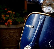 Vespa Dreams by meowiyer