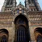Lincoln Cathedral by GLASSdarkly