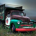 Organic Truck, Santa Cruz by garyfoto