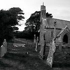 Old Church,Wales,UK by garyfoto