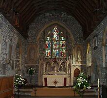 Chancel Boughton Monchelsea by Dave Godden