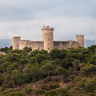 Castillo de Bellver  by Philip  Rogan