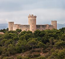 Castillo de Bellver  by Philip  Rogan
