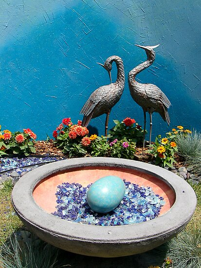 The Blue Egg by Lucinda Walter