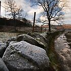 Follow The Drystone Wall - Rydal Water by Stuart1882