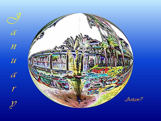 Tropical January  by artcor7