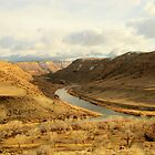 gunnison gorge by jeff welton