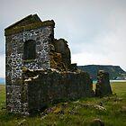 ruins - stanley, tasmania by col hellmuth
