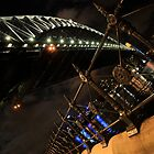 Sydney Harbour Bridge by elle2231