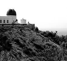 GRIFFITH OBSERVATORY - LOS ANGELES by Paul Quixote Alleyne